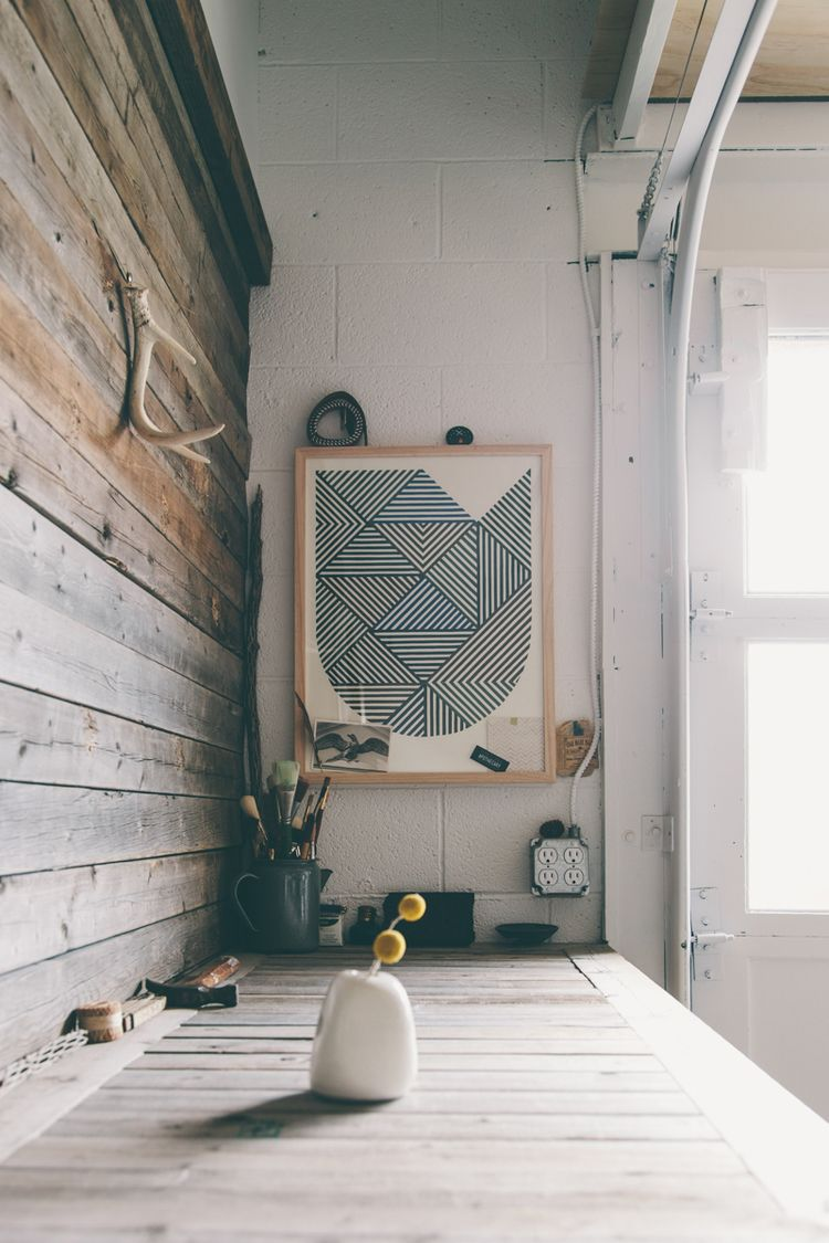 Creative Q & A: Amy Tremper, founder of Stitch & Hammer | Tara Hurst