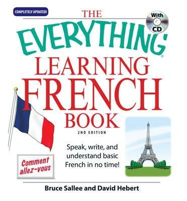 The Everythingregistered Learning French Book with CD Speak