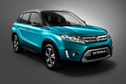 Images and Details Released of the New Suzuki Vitara