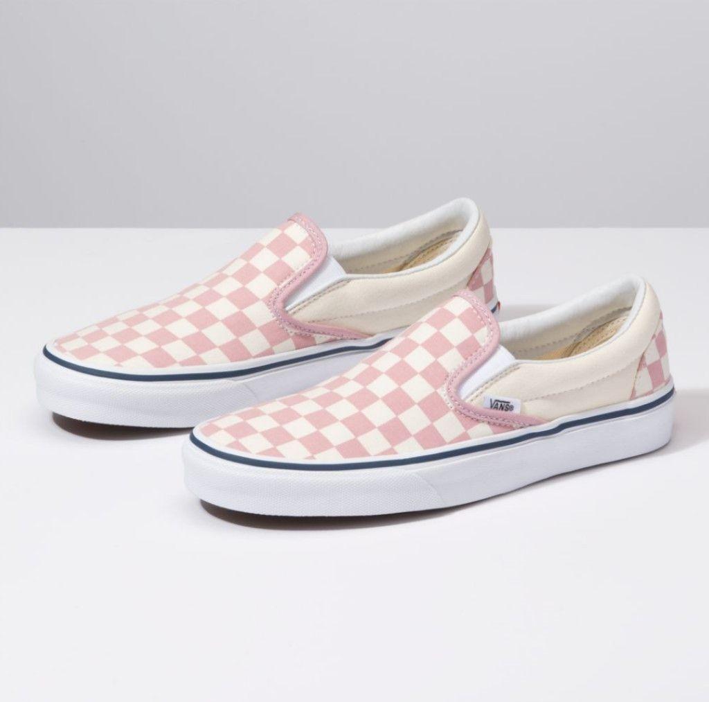 zapatillas vans de mujer rosas
