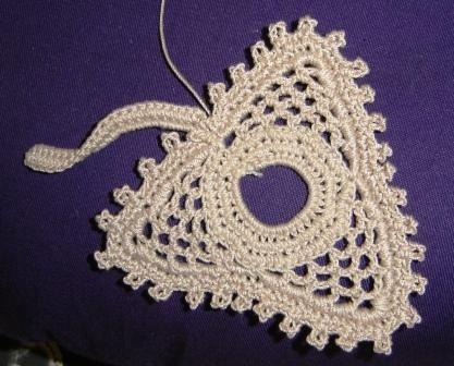 Irish Crochet Patterns Free Irish Rose Crochet Pattern Crochet