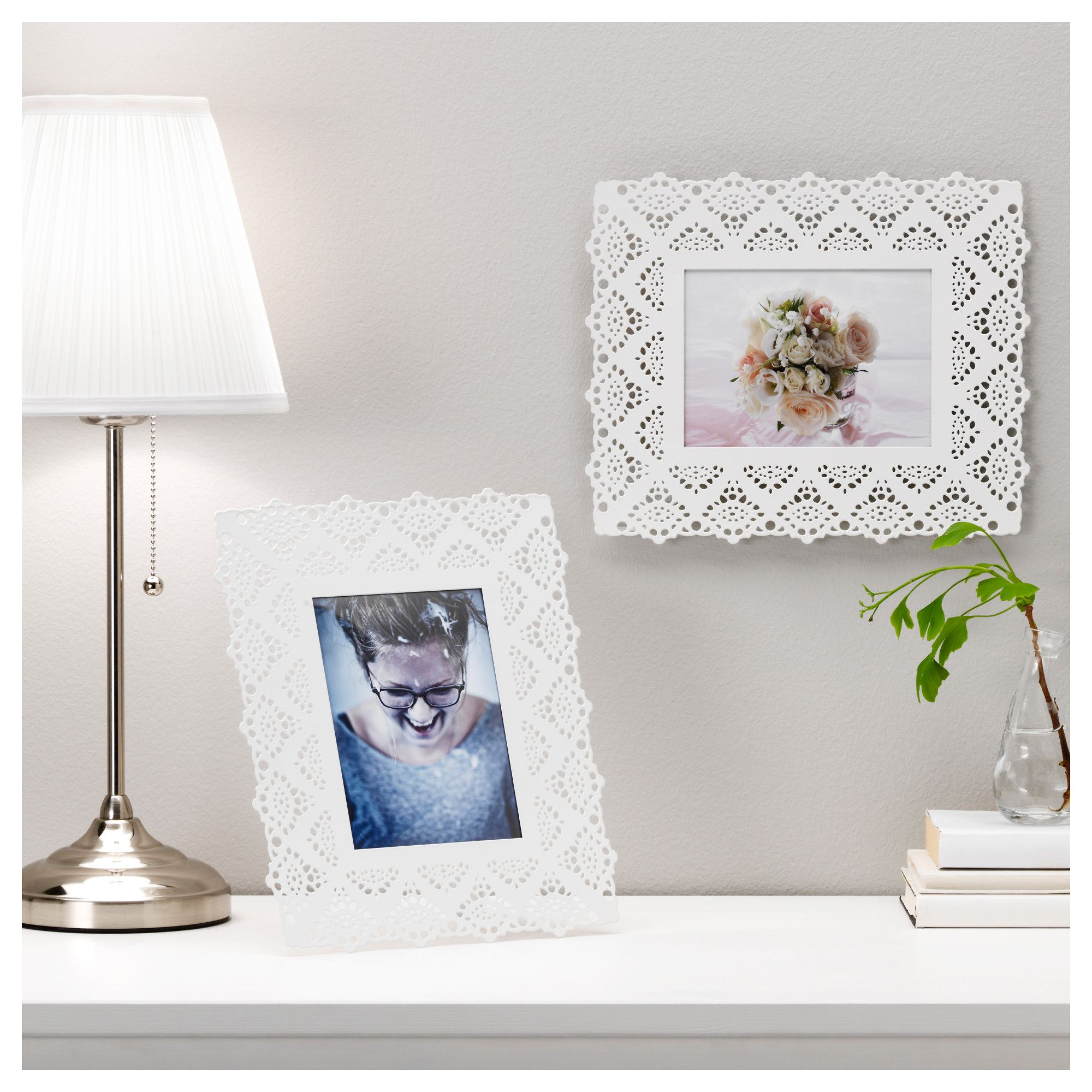 SKURAR Frame White 13x18 cm   Ikea Idea ❤   Pinterest