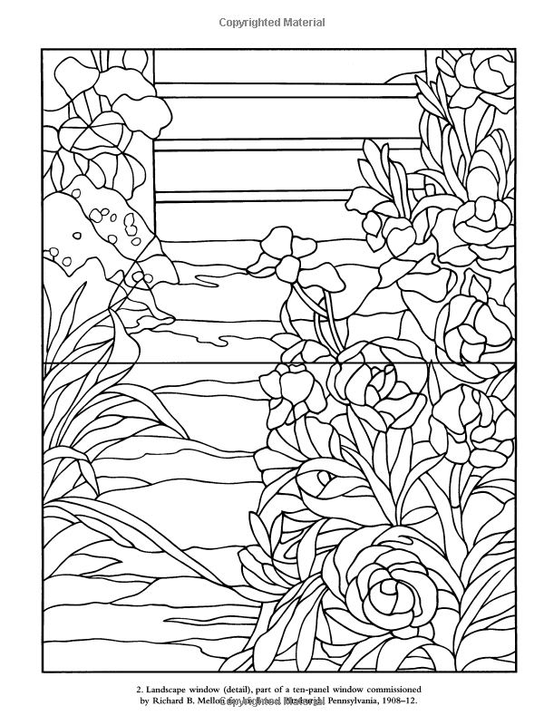 - A Peony - Tiffany Style Window...for Whole Cloth Quilting Ideas, Use Coloring  Pages… Tiffany Stained Glass Patterns, Stained Glass Patterns, Stained  Glass Designs