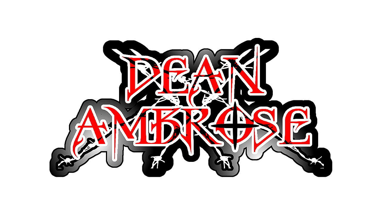 Custom Dean Ambrose Logo By Darkvoidpictures