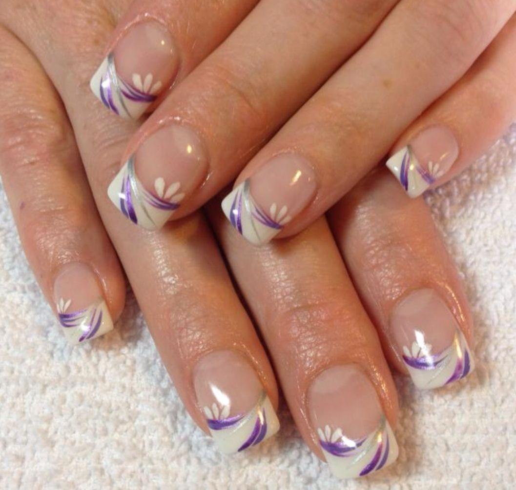 Nail Design With Images Elegant Nail Designs French Tip Nail