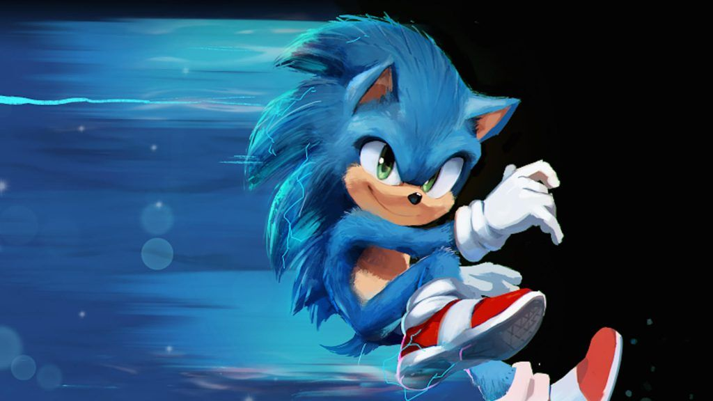 Pin On Sonic The Hedgehog Movie