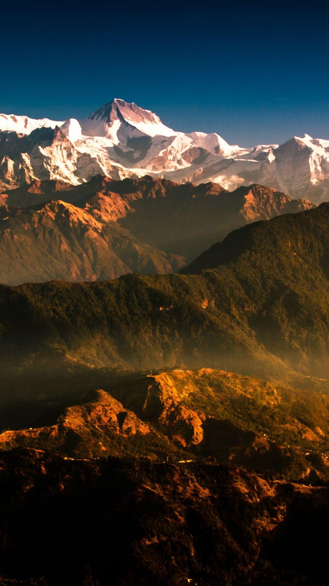 Mountains Himalayas Nepal 1080x1920 Wallpaper Beautiful Nature Wallpaper Mountain Photography Beautiful Nature