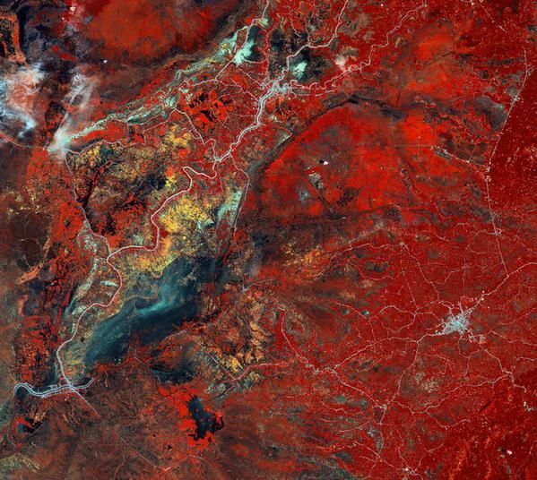 space image from ESA