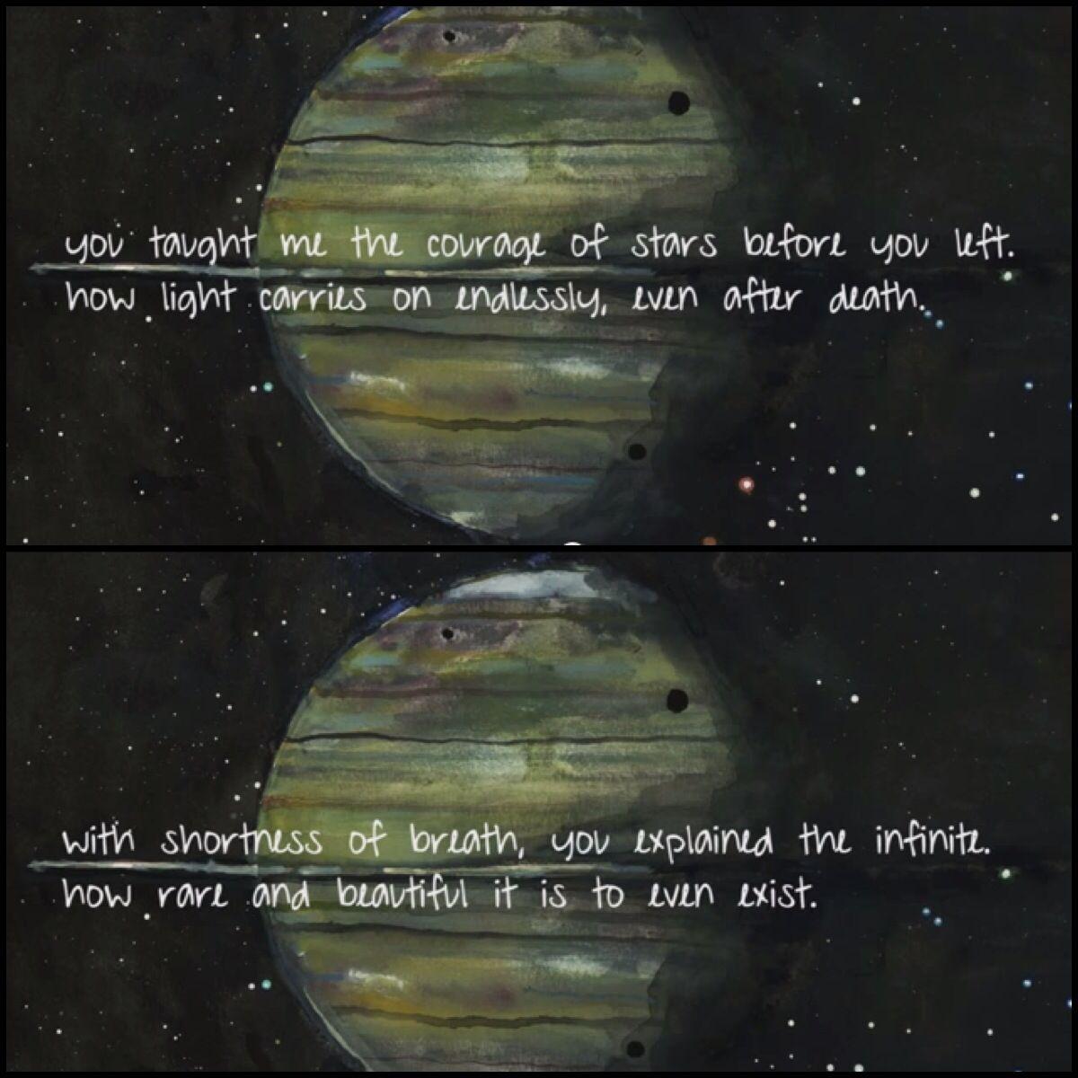 Saturn Sleeping At Last At Last Lyrics Music Quotes Sleeping At Last