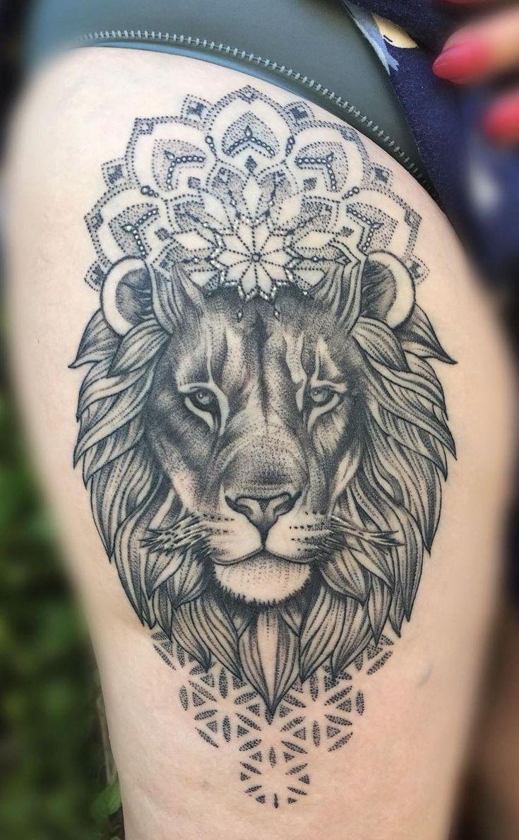 50 of the Most Beautiful Mandala Tattoo Designs for Your Body  Soul  KatzeHund  Zoo