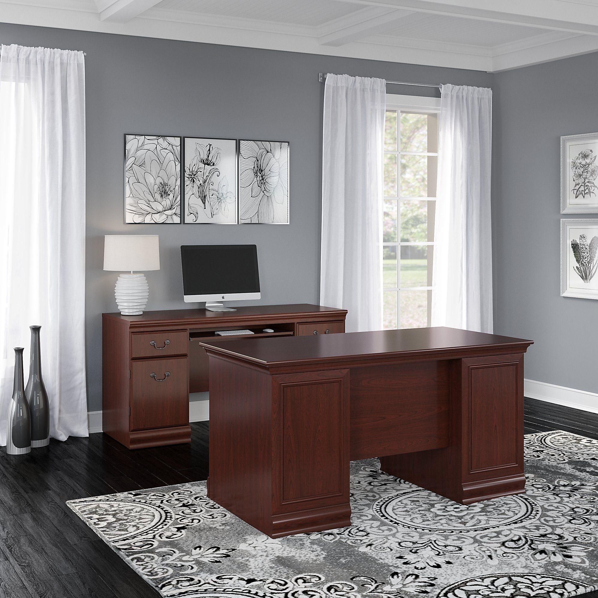 New Contemporary Cherry Wood Executive Office Desk Utm1 Office Desk Set Modern Desk Furniture Executive Office Desk