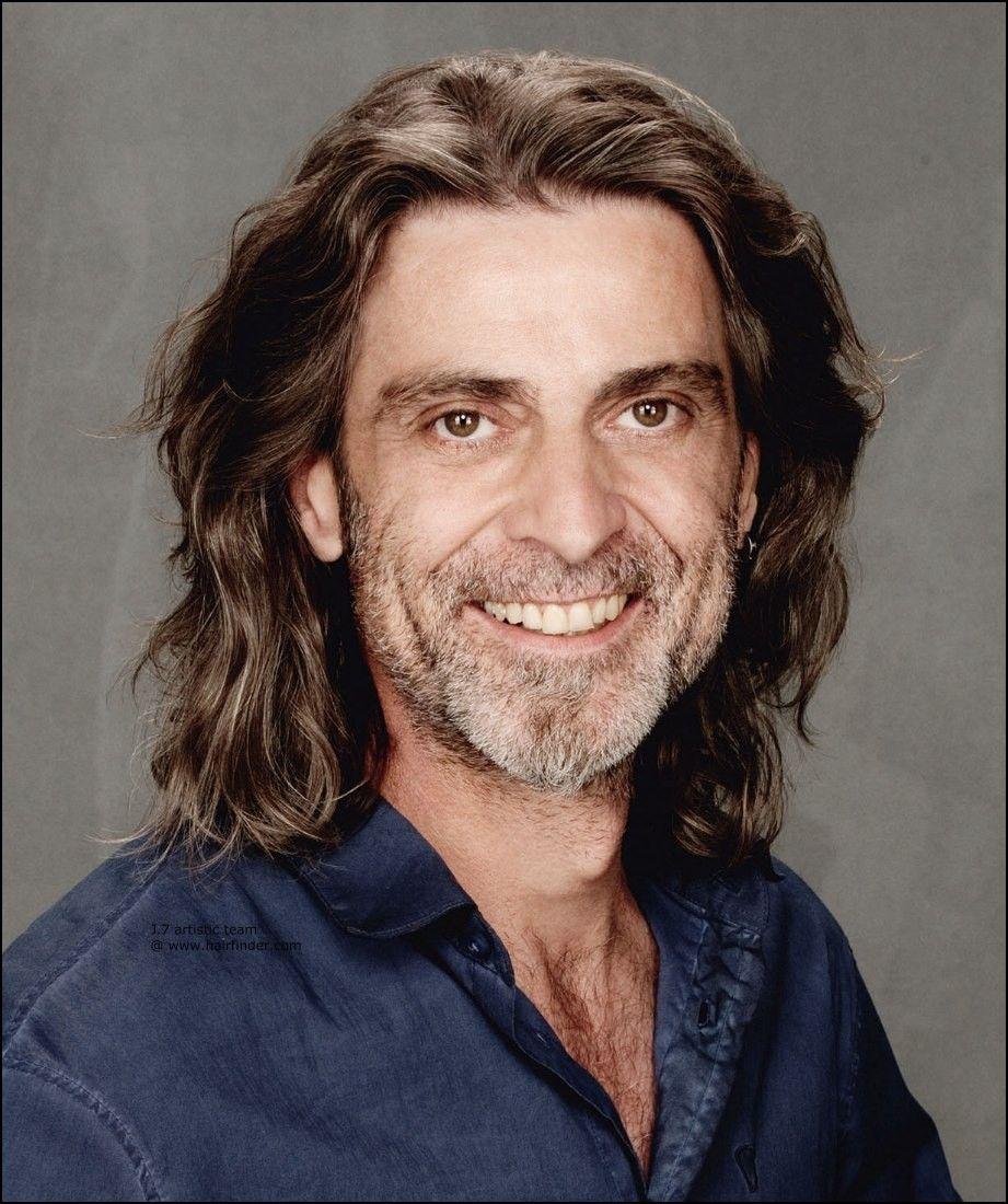 Longer Hairstyles for Older Men | Hairstyles Ideas | Pinterest ...