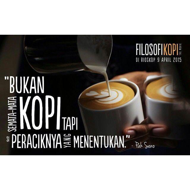 Filosofi Kopi 21cineplexcom Filosofikopithemovie 9 April 2015