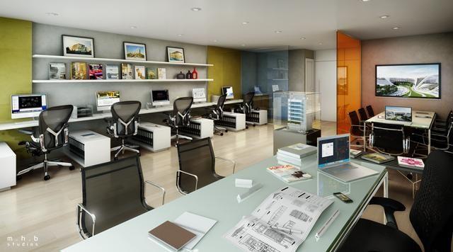 Sugestão de escritório de Arquitetura.