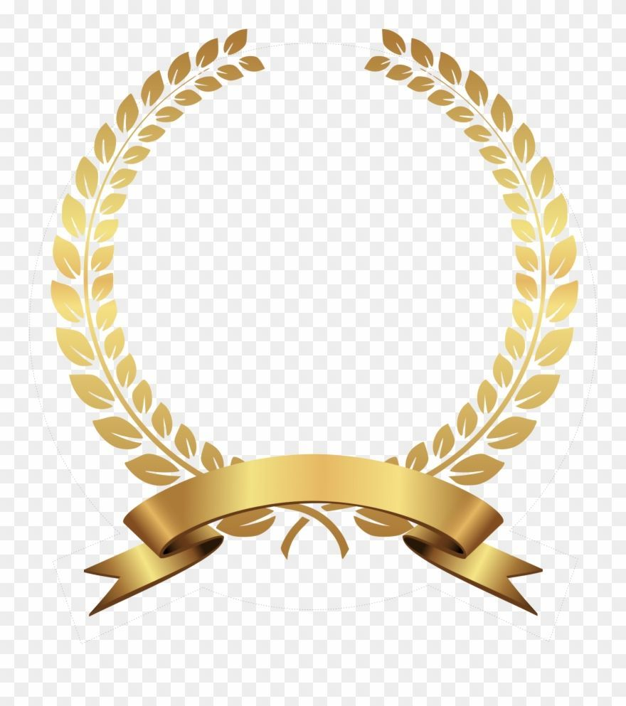 Download Hd Gold Laurel Wreath Png Indian Statistical Service Clipart And Use Download Hd Gold Laurel W Wreath Clip Art Gold Laurel Wreath Wreath Clip