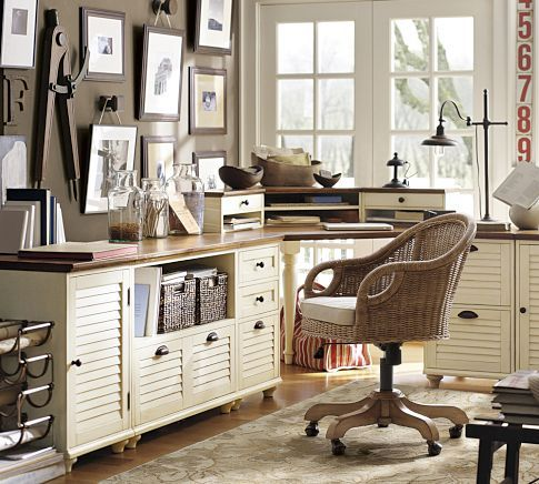 Whitney Corner Desk With Drawers Home Home Office Design Home