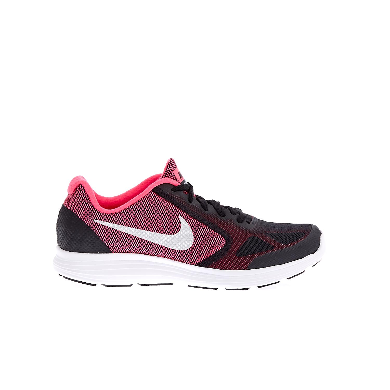 NIKE – Παιδικά αθλητικά παπούτσια NIKE REVOLUTION 3 μαύρα