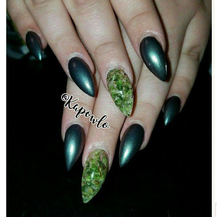 Weed nails marijuana nails badass nails nail art pinterest weed nails marijuana nails badass nails prinsesfo Images