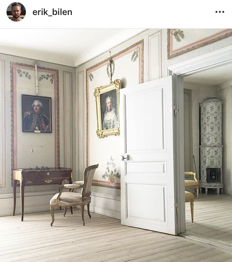 Traditional Swedish Interior Design: Jeanne D'Arc Style In 2019