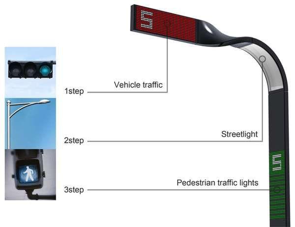 33 Red Dot Design Award Winners Traffic Light Smart Traffic Lights Street Light Design