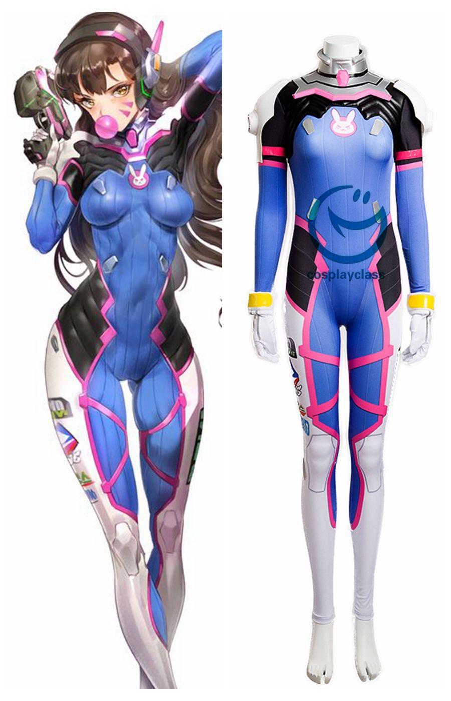 97f44bfc89b88 Overwatch OW D.Va DVa Hana Song Cosplay costume #overwatch #DVA #cosplay # costume #hanasong