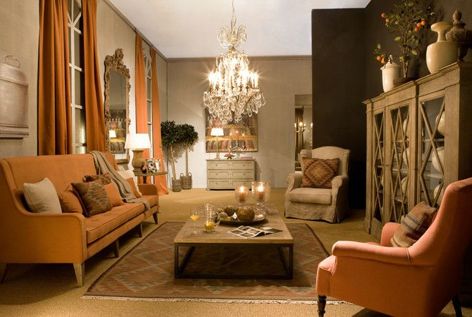 Flamant Home Interiors   salon   Pinterest   Salons