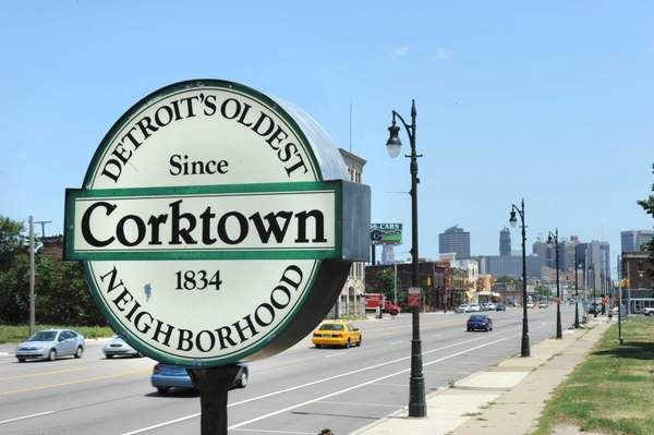 Detroit's Oldest City, Corktown, is experiencing a resurgence, thanks to an influx of young entrepreneurs and new residents. Click on the picture to read more.