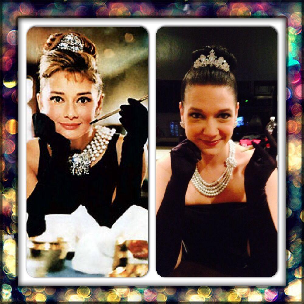 Halloween 2013: Audrey Hepburn. Nailed it!