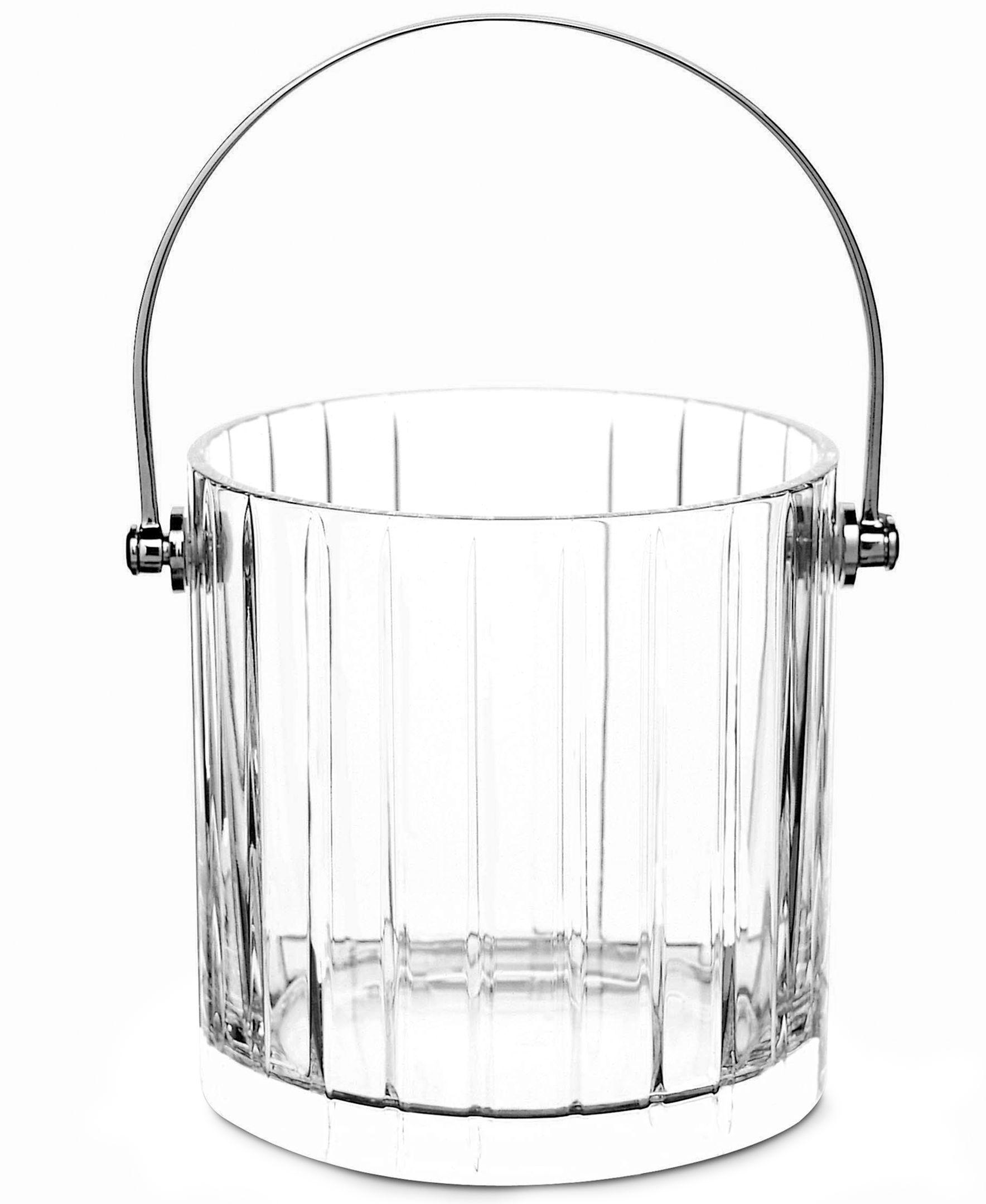 Baccarat Harmonie Ice Bucket Bar accessories, Baccarat