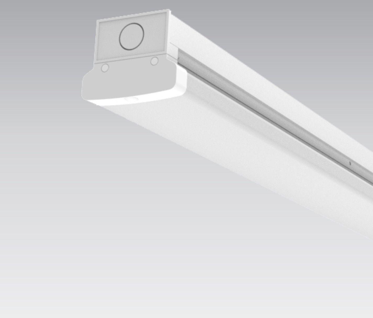 Vista #batten #Haneco #Lighting #LED #lights #industrial