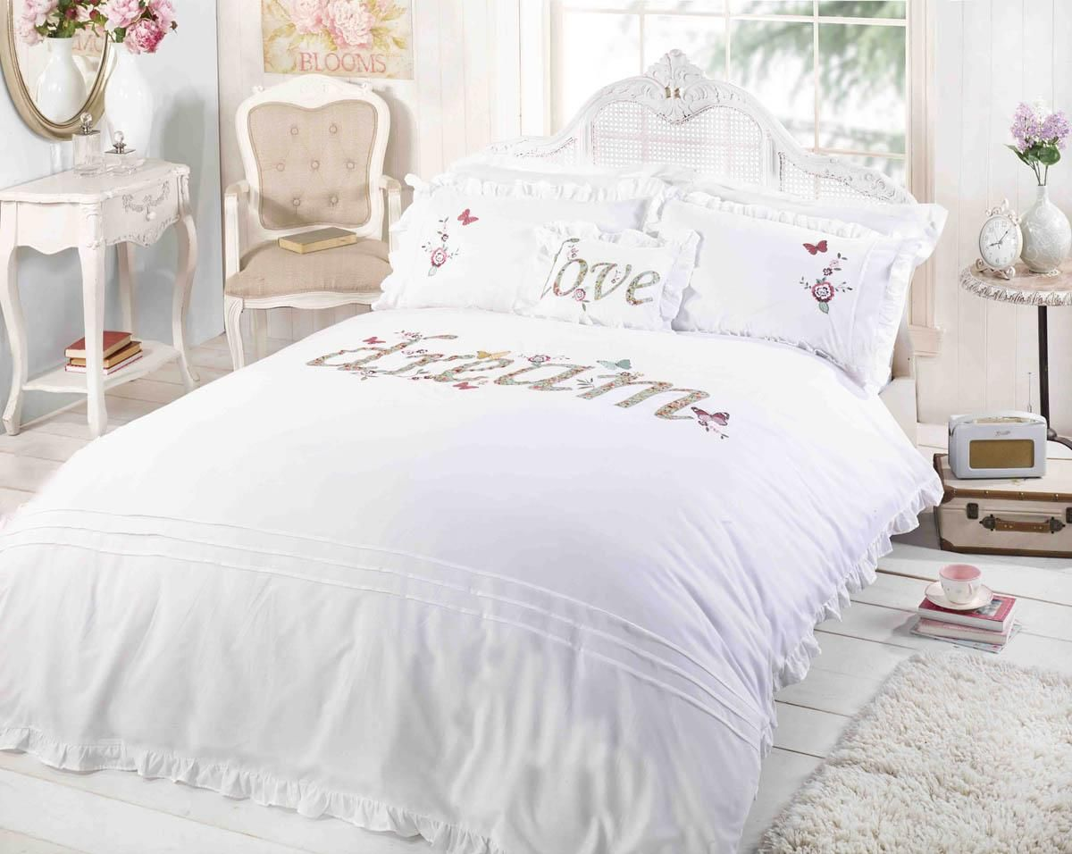 Dream Embroidered Duvet Set Multi | Luxury Duvet Covers | Cheap UK ... : embroidered quilt covers - Adamdwight.com