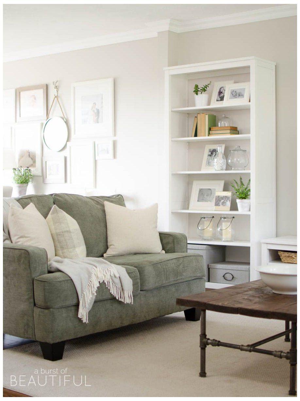 sage green living room furniture -   16 sage green living room furniture ideas