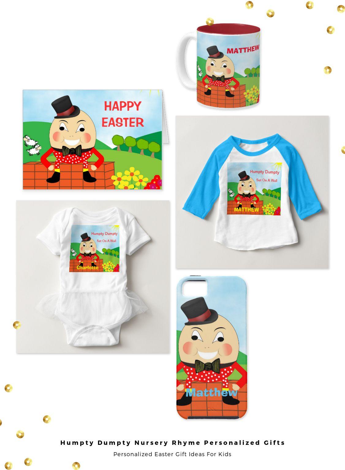 Kids Cute Nursery Rhyme Themed In