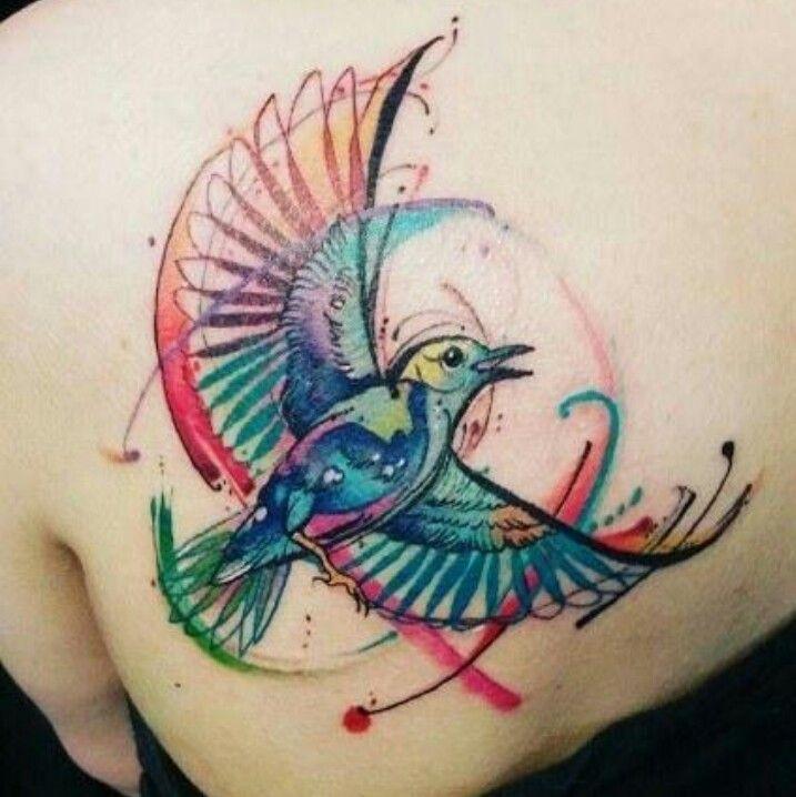 Beautiful bird tattoo | Tattoos | Pinterest | Tattoo
