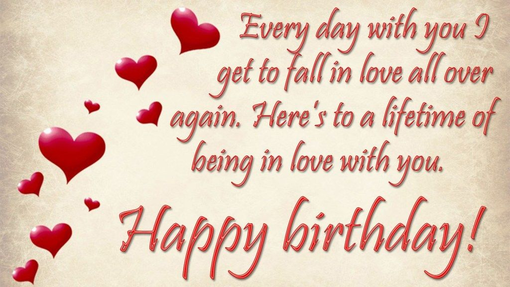 Happy Birthday Wishes For Wife Images In 2020 Birthday Wishes
