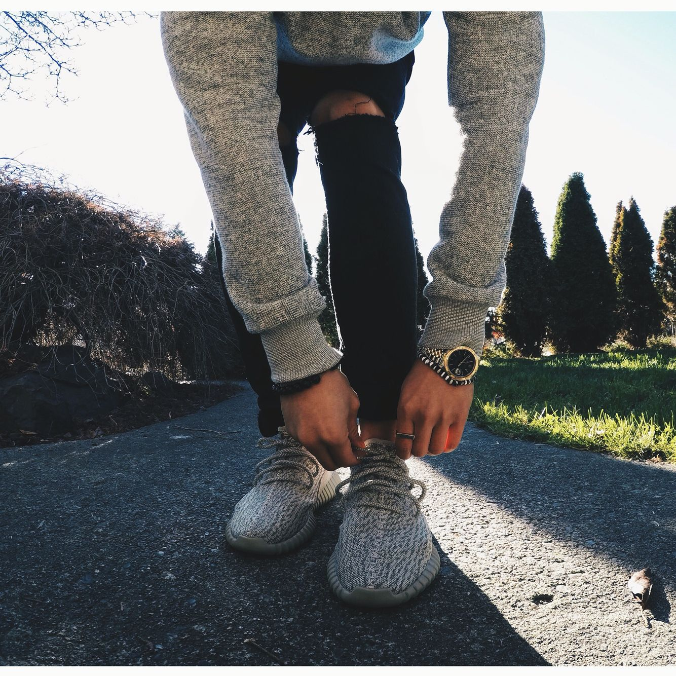 f56065bf668 ADIDAS YEEZY BOOST 350 moonrock. Alternative sweater. Rolex date just.