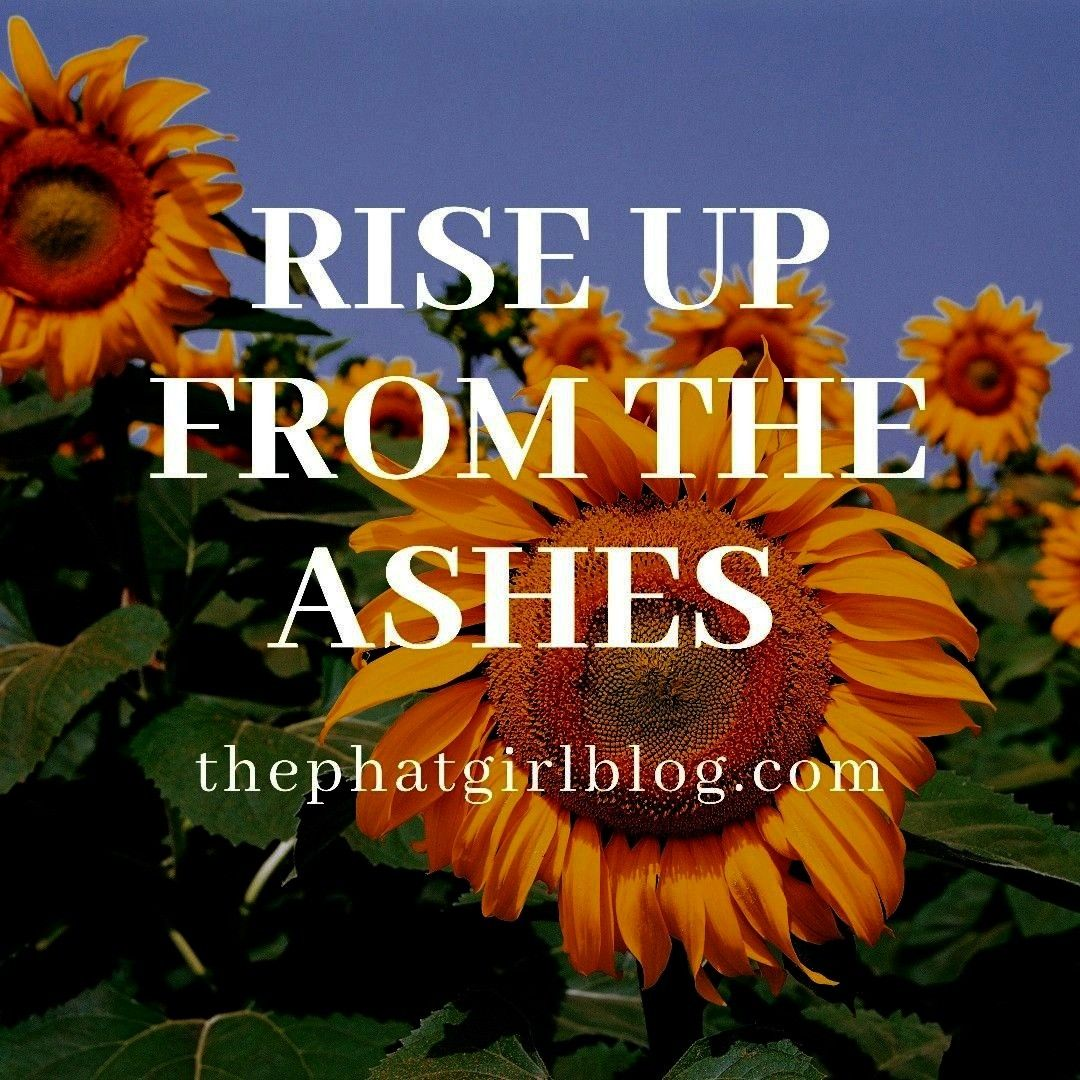 from the ashes We all have our struggles in life its how we deal with those challenges that set us apart I fight every day to keep my mental health in check Its never eas...