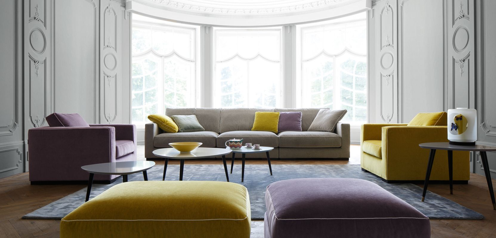 Living Room Furniture Long Island Roche Bobois Long Island 2 Straight Composition Design Studio