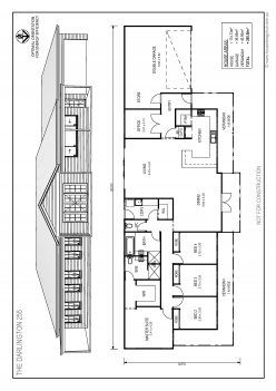 Rural Australian House Design Suited To A North Facing Position On A Large Block Australian House Plans Australian Homes Rural House