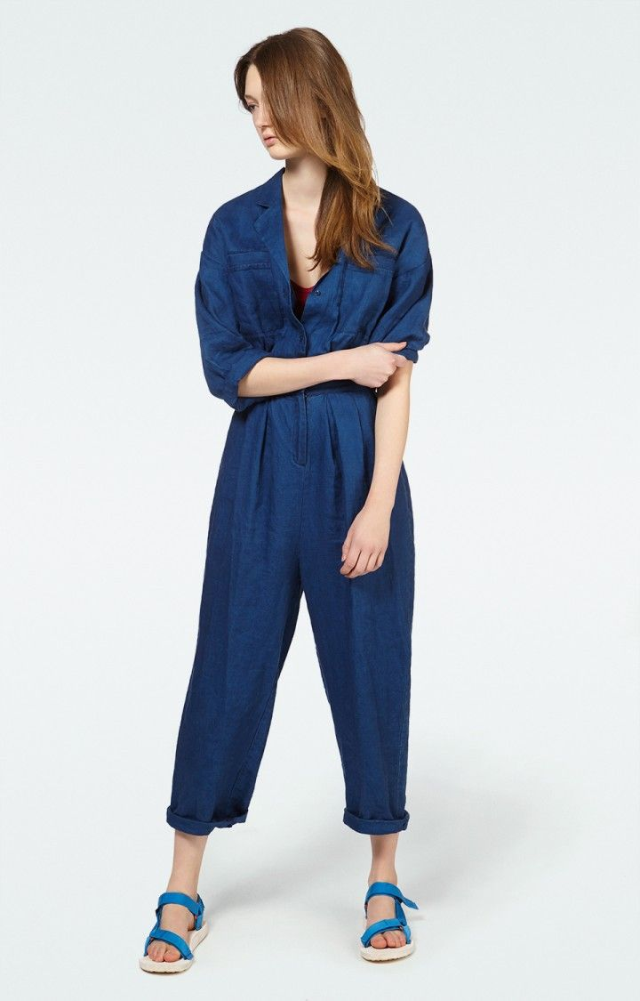 Image for Women's jumpsuits Digonsville from American Vintage Spain