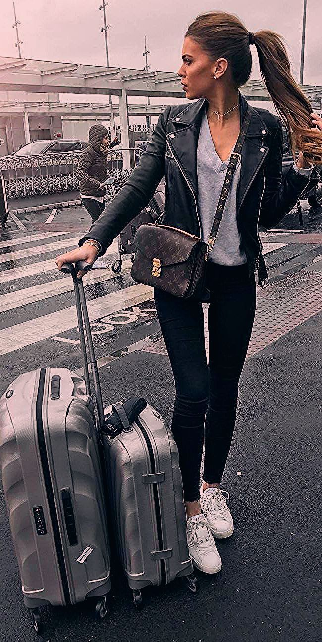 Photo of Travel Outfits Airport style: How To Look Fashionable During Travel