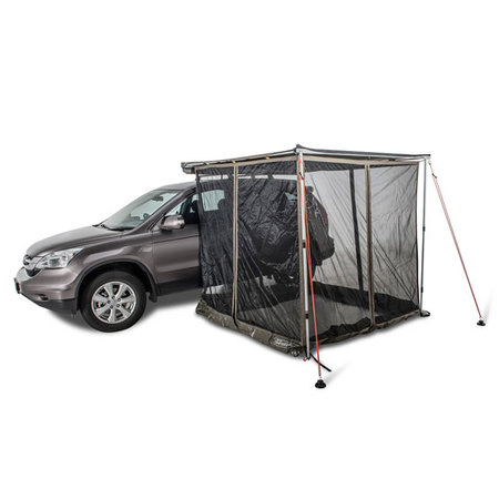 Rhino Rack Mesh Room For 2 0m 6 5ft Sunseeker Awning Roof Rack Awning Outdoor Gear