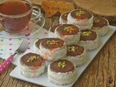 Yulaflı Bisküvili Pasta Resimli Tarifi - Yemek Tarifleri