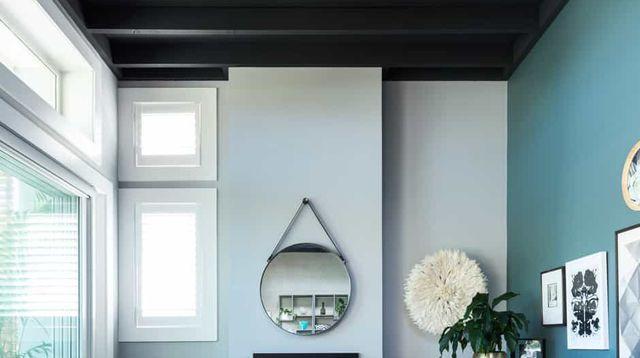 Idées peinture plafond Interiors