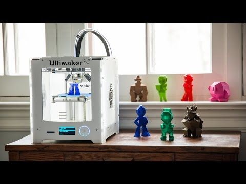 Neues Videomaterial zur Ultimaker Family iGo3D (met
