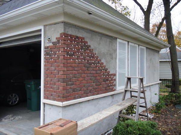 Brick Facade Siding Brick Veneer Siding Brick Veneer Stone Masonry