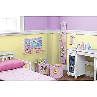 Disney Princess Tiana And Princesses Piece Room Decor In A Box - Disney princesse chambre idees de decoration