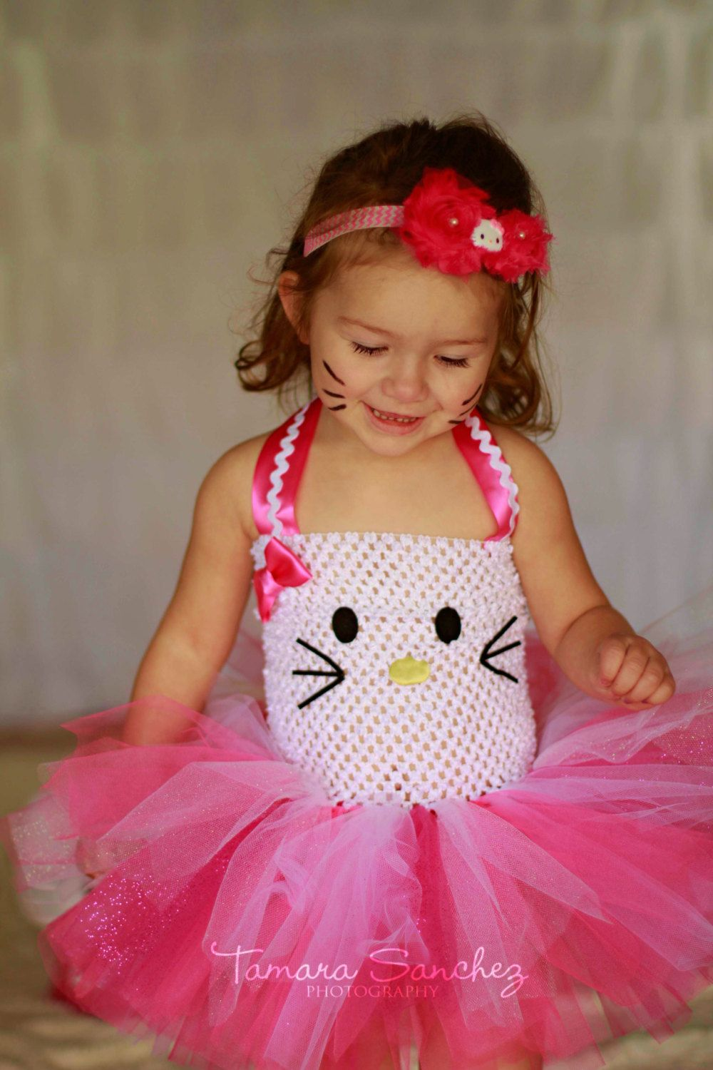 a11fe4fd7 Hello Kitty inspired tutu dress and matching by JAKsTutuBoutique ...