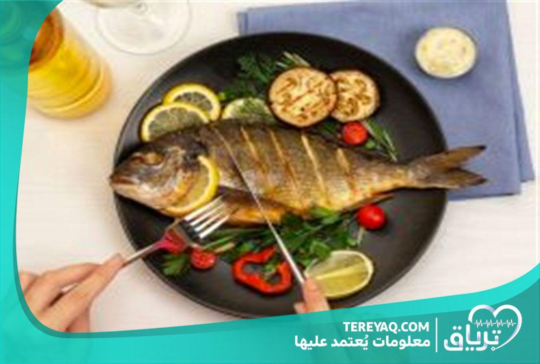 هل المأكولات البحرية تضر الحامل وما هي الكميات المسموح بها للحامل من الأسماك In 2020 Fish Fish Consumption Eat