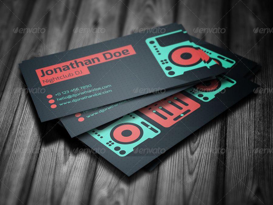 Https Www Fiverr Com Mostafizur71 Do Business Card And Letterhead Dj Business Cards Business Cards Creative Business Card Design Creative